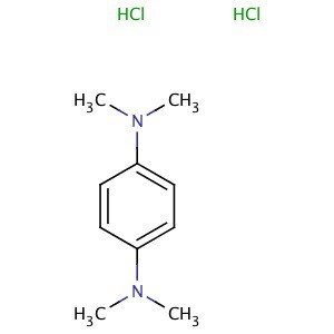 N,N,N',N'-Тетраметил-п-фенилендиамин солянокислый (ТМФД)